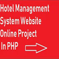 hotel management system project in php with source code free download