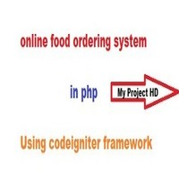 online food ordering system project in php (codeigniter project tutorial with ajax)