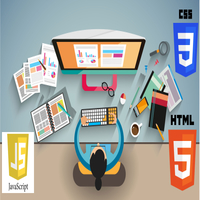 Web Designing Course – Tutorials for Beginners in Hindi (HTML,CSS | music website template)